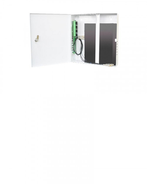 Rack Vertical Mini Fine 8 Canais HD Híbrido