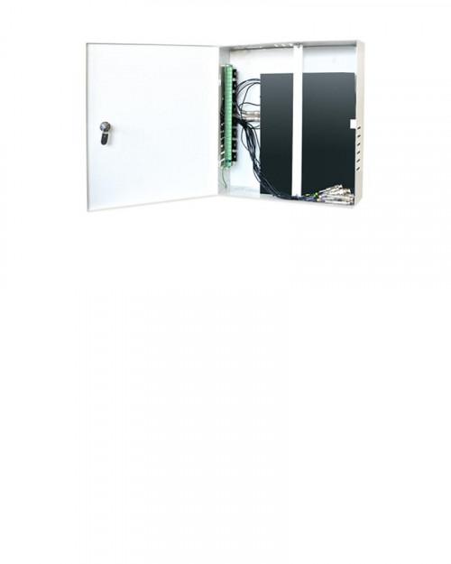 Rack Vertical Mini Fine 16 Canais HD Híbrido