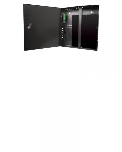 Rack Vertical Mini Fine Black 4 Canais HD Híbrido
