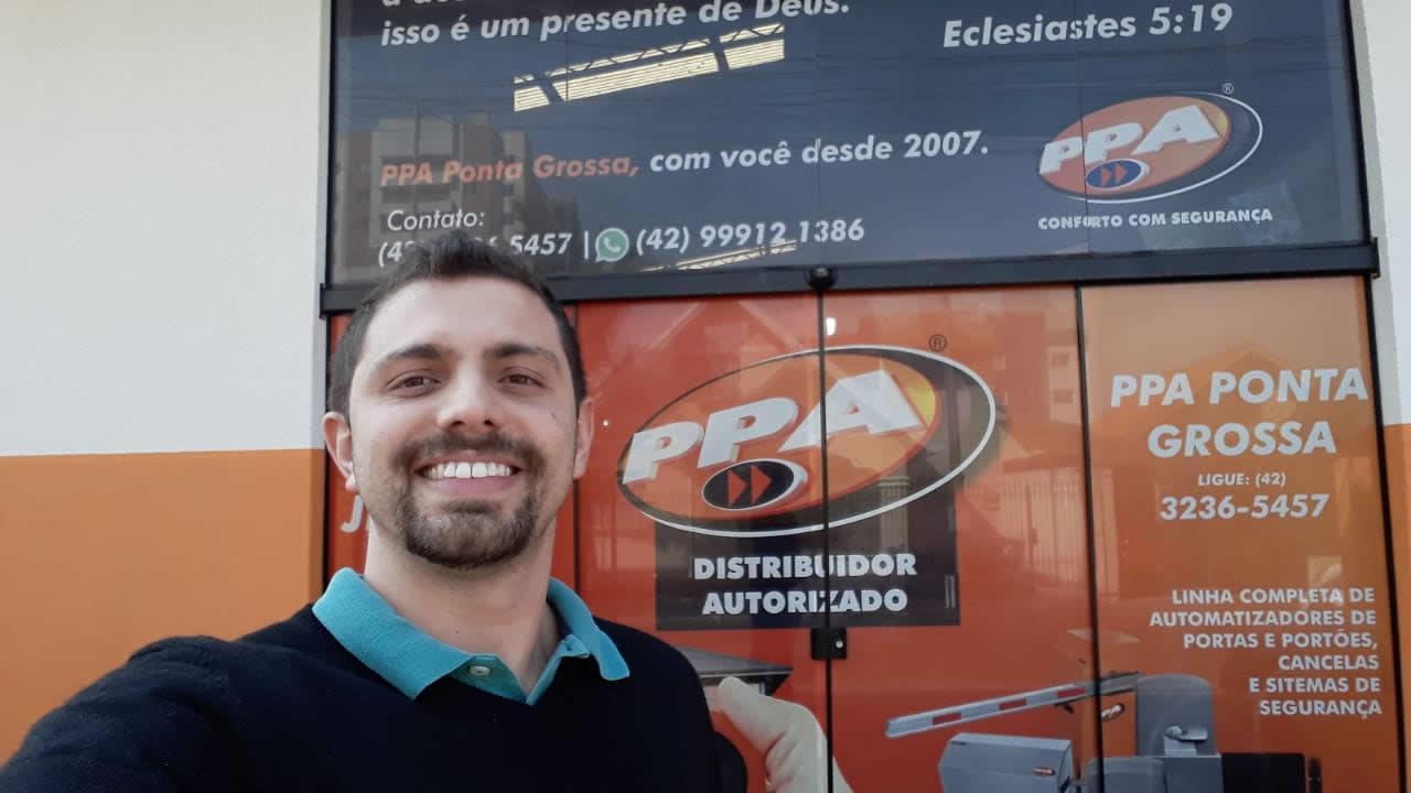 PPA Ponta Grossa | Max Eletron