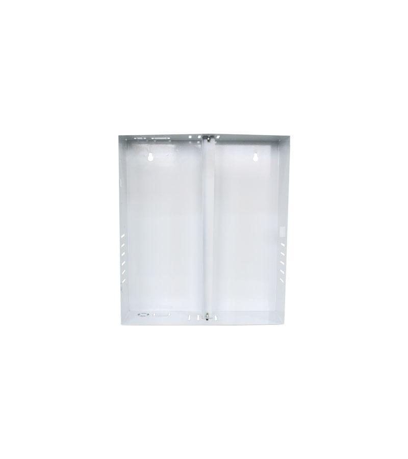 Caixa Metálica Vertical Mini Fine Branca