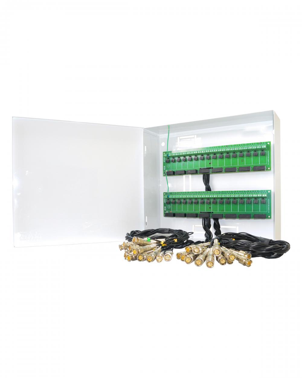 Rack Organizador Parede 32 Canais HD Híbrido