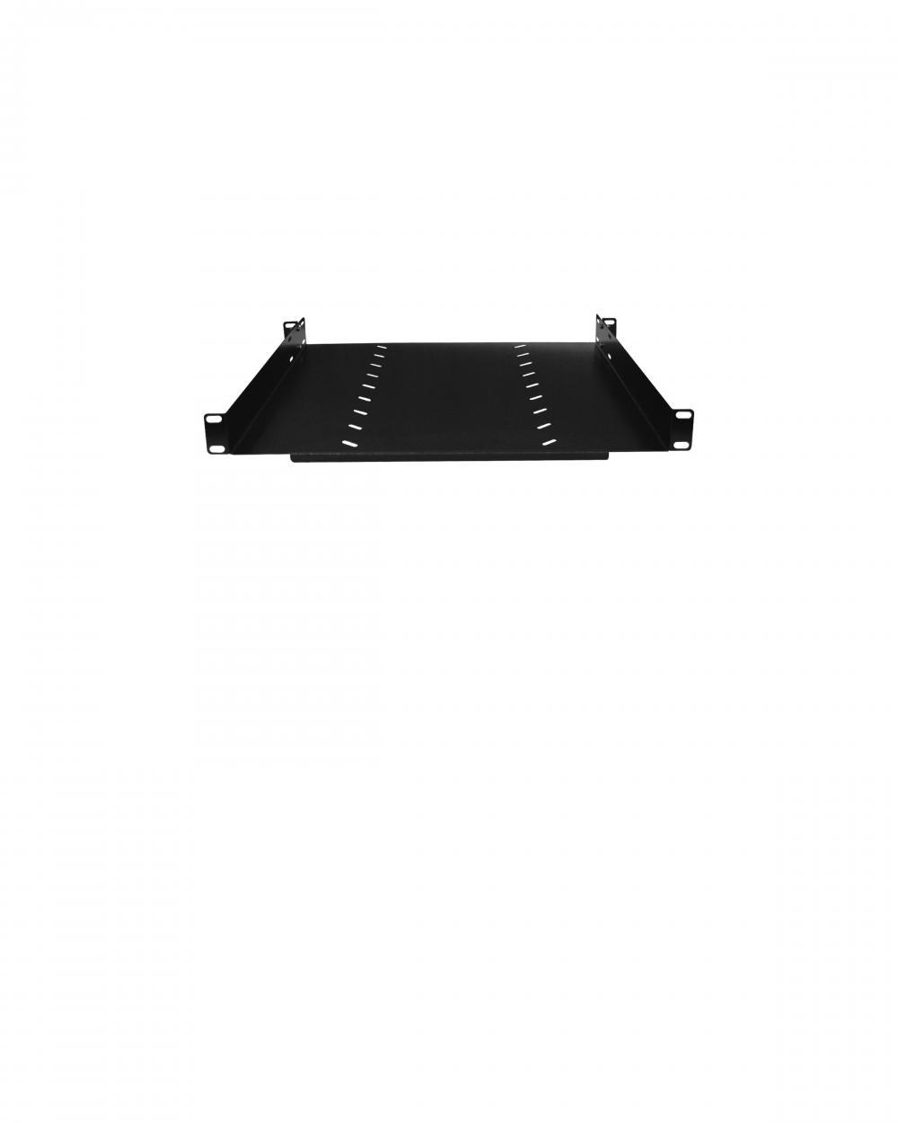 Bandeja Frontal Fixa Padrão 19'' 1U x 500mm