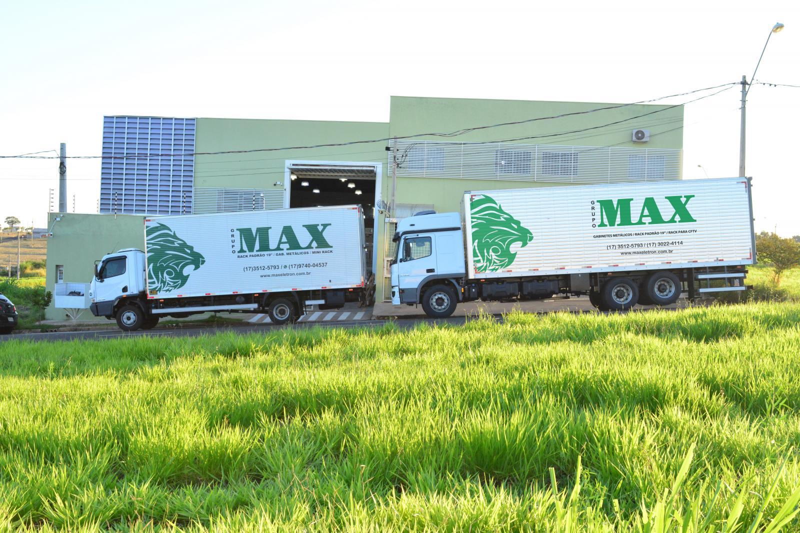 Caminhão Max em dose dupla!