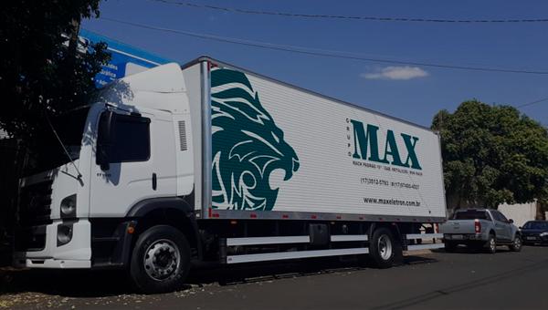 Conheça um pouco da nossa logística.
